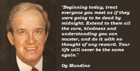Image result for Og Mandino